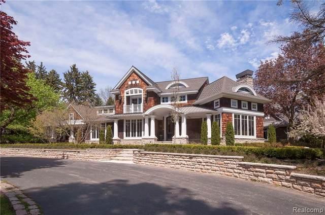1910 Tiverton Road, Bloomfield Hills, MI 48304 (#2200087186) :: Keller Williams West Bloomfield