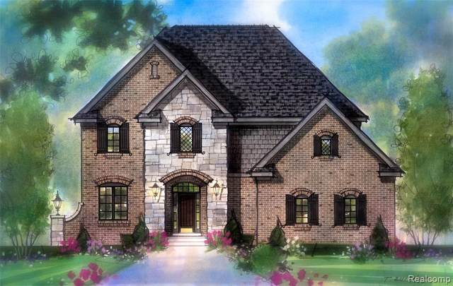 1922 Traceky, Rochester Hills, MI 48306 (#2200087196) :: Alan Brown Group