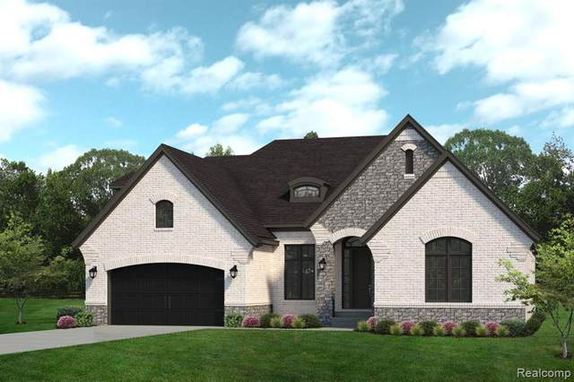 66842 Meadowlands Court, Washington Twp, MI 48095 (MLS #2200087208) :: The John Wentworth Group