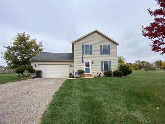 3056 Beaver Creek Rdg, Adrian Twp, MI 49221 (MLS #53020044162) :: The John Wentworth Group