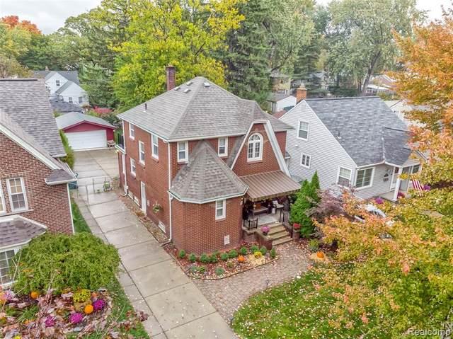 21700 Olmstead Street, Dearborn, MI 48124 (MLS #2200087245) :: The John Wentworth Group