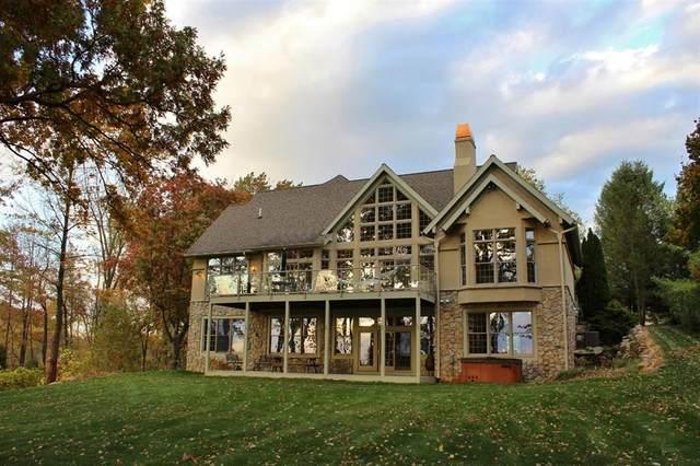 10201 Tims Lake Boulevard, Grass Lake Twp, MI 49240 (MLS #543277026) :: The John Wentworth Group