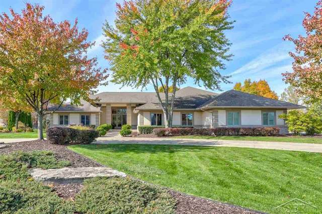4373 Brookstone Dr, Saginaw Twp, MI 48603 (MLS #61050027013) :: The John Wentworth Group