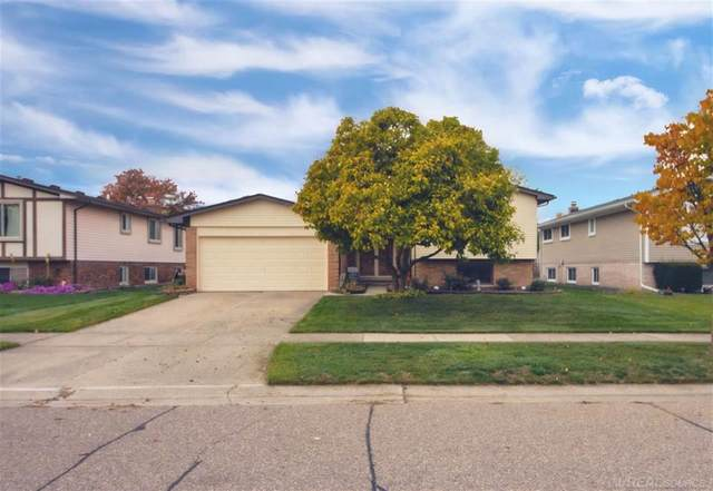 1781 Lakewood Dr, Troy, MI 48083 (#58050027031) :: The Merrie Johnson Team