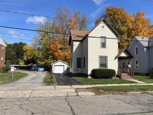 94 Taylor St, COLDWATER CITY, MI 49036 (MLS #62020044251) :: The John Wentworth Group