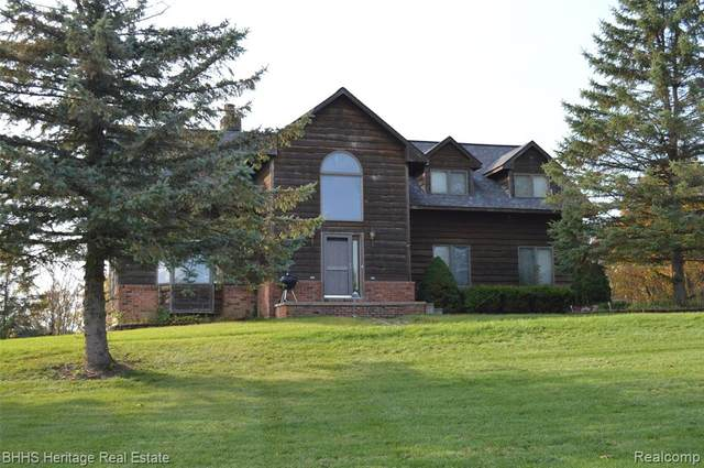 4213 Indian Camp Trail Trail, Howell, MI 48855 (#2200087546) :: BestMichiganHouses.com