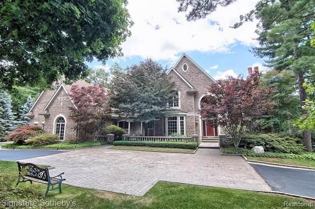 23 Pine Gate Drive, Bloomfield Hills, MI 48304 (#2200087670) :: Keller Williams West Bloomfield
