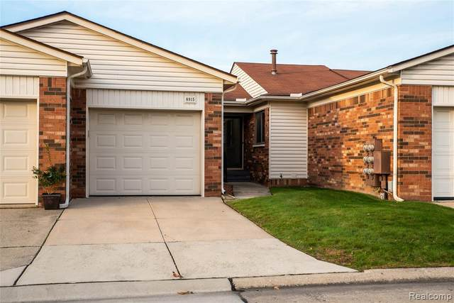 8915 Estate Plaza Drive, Warren, MI 48093 (MLS #2200087695) :: The Toth Team