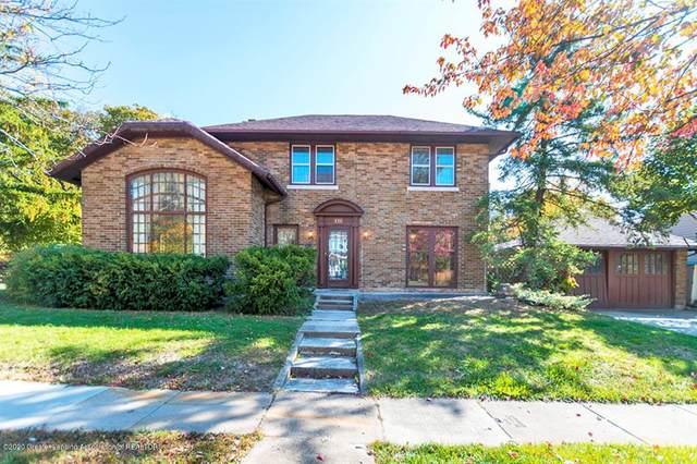 416 University Drive, East Lansing, MI 48823 (#630000250856) :: The Alex Nugent Team | Real Estate One