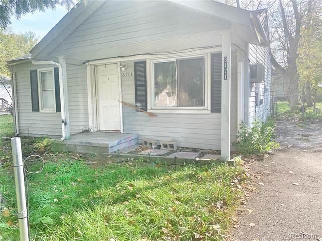 3171 Whitney Avenue, Flint Twp, MI 48532 (#2200087791) :: Keller Williams West Bloomfield
