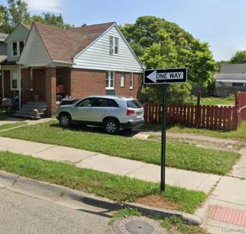 18508 Mackay Street, Detroit, MI 48234 (#2200087846) :: The Merrie Johnson Team