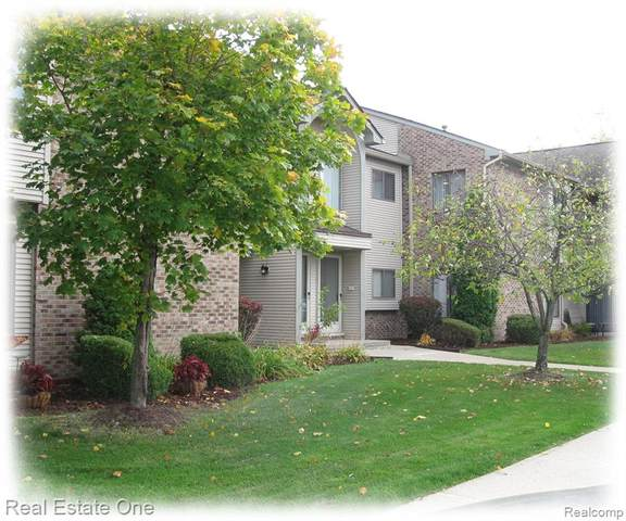 42467 Lilley Pointe Drive, Canton Twp, MI 48187 (MLS #2200087851) :: The Toth Team
