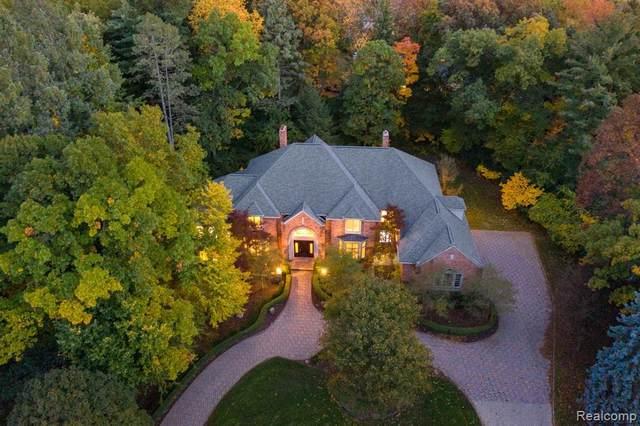 15 Pine Gate Drive, Bloomfield Hills, MI 48304 (#2200087852) :: Keller Williams West Bloomfield