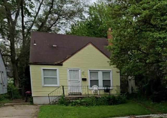 9179 Coyle Street, Detroit, MI 48228 (#2200087856) :: The Merrie Johnson Team