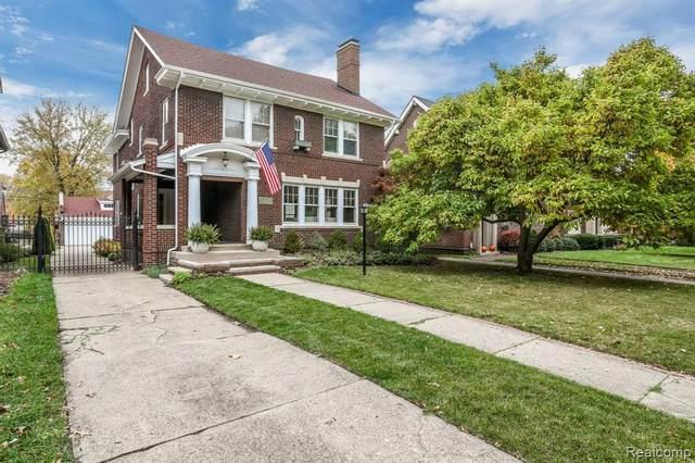 3460 Iroquois Street, Detroit, MI 48214 (#2200087899) :: Keller Williams West Bloomfield