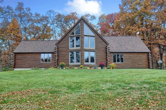 4133 Burns Road, Deerfield Twp, MI 48451 (MLS #2200087934) :: The Toth Team