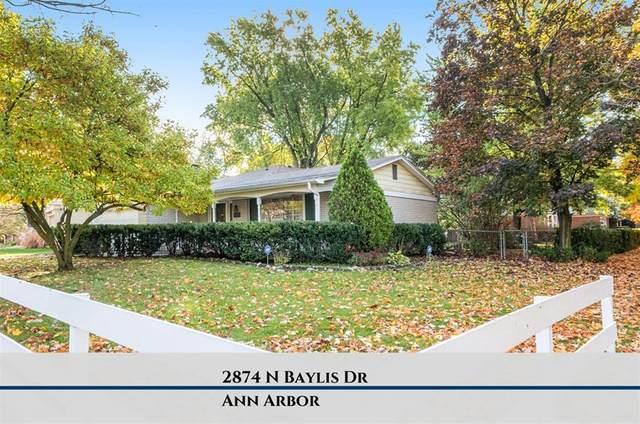 2874 Baylis Drive, Ann Arbor, MI 48108 (#543277141) :: RE/MAX Nexus