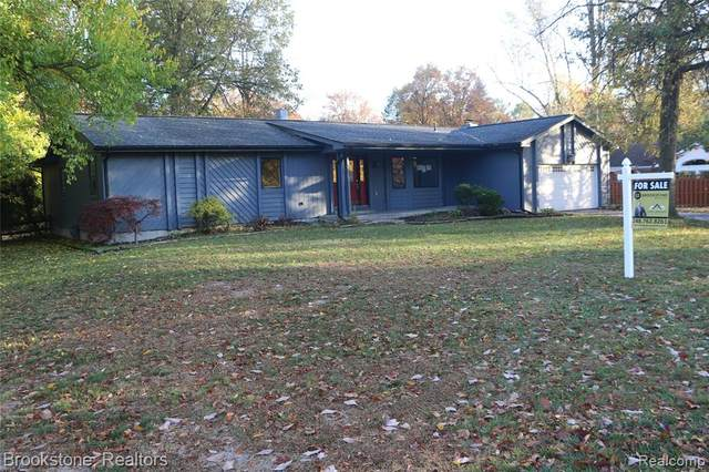 1530 Coventry Drive, Bedford Twp, MI 48182 (#2200087948) :: Alan Brown Group