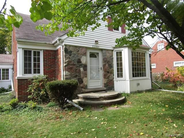 22331 Ann Arbor Trail, Dearborn Heights, MI 48127 (MLS #2200087953) :: The John Wentworth Group