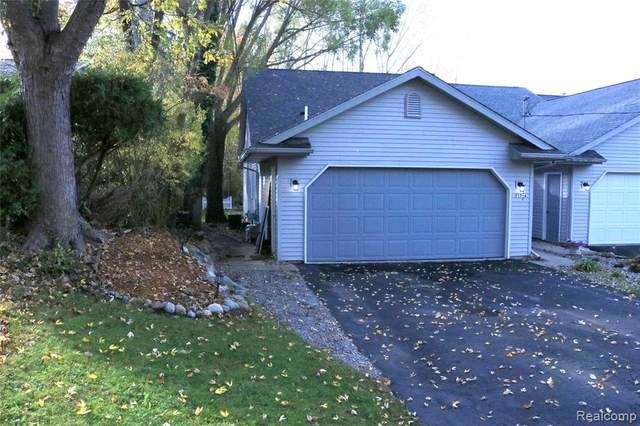 217 W Henry Street, Flushing, MI 48433 (#2200087963) :: The Merrie Johnson Team
