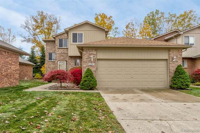 32908 Birchwood Drive, Chesterfield Twp, MI 48047 (MLS #2200087964) :: The Toth Team