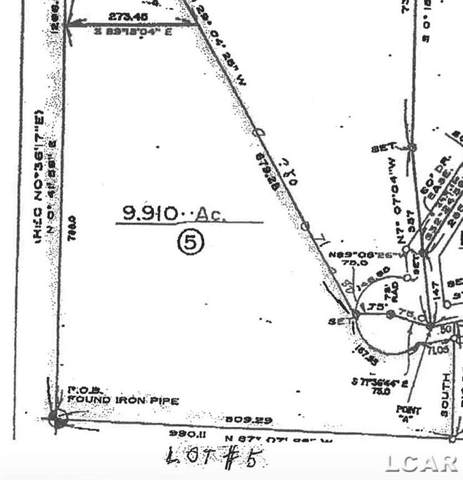 Lot 5 Mcintire Ct, Franklin Twp, MI 49287 (#56050027240) :: RE/MAX Nexus
