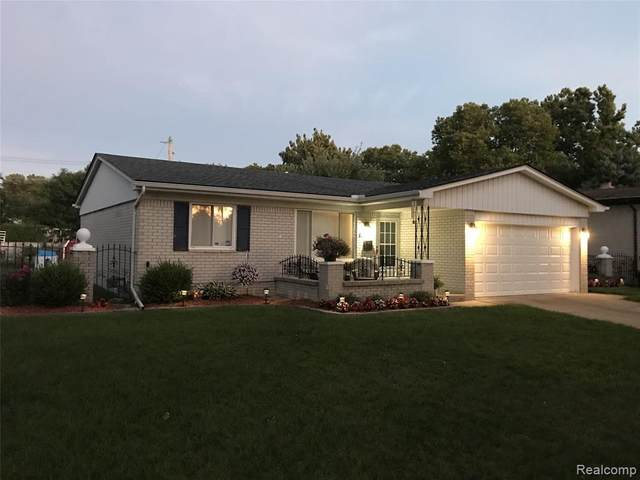 35432 Cathedral Drive, Sterling Heights, MI 48312 (MLS #2200088128) :: The Toth Team