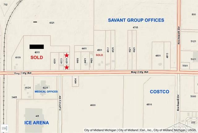 4319 Bay City Road, Midland, MI 48642 (MLS #61050027272) :: The John Wentworth Group