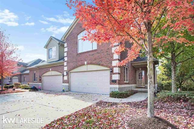 53167 Celtic, Shelby Twp, MI 48315 (MLS #58050027288) :: The John Wentworth Group