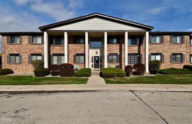 19613 Ridgemont, Saint Clair Shores, MI 48080 (#58050027336) :: Novak & Associates
