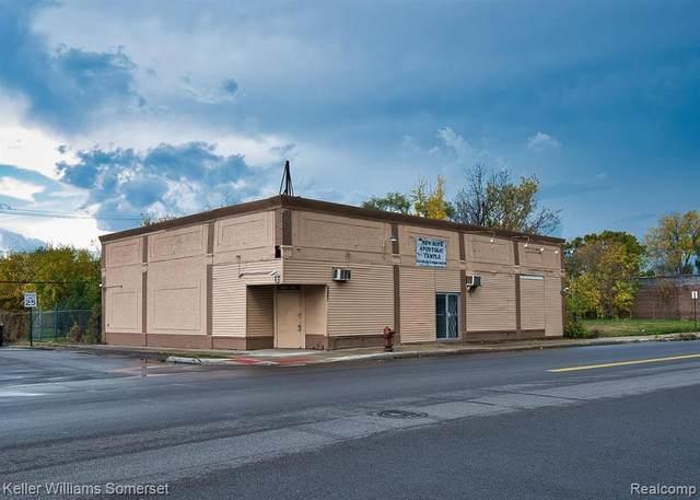 6601 Tireman Street, Detroit, MI 48204 (#2200088303) :: The Merrie Johnson Team