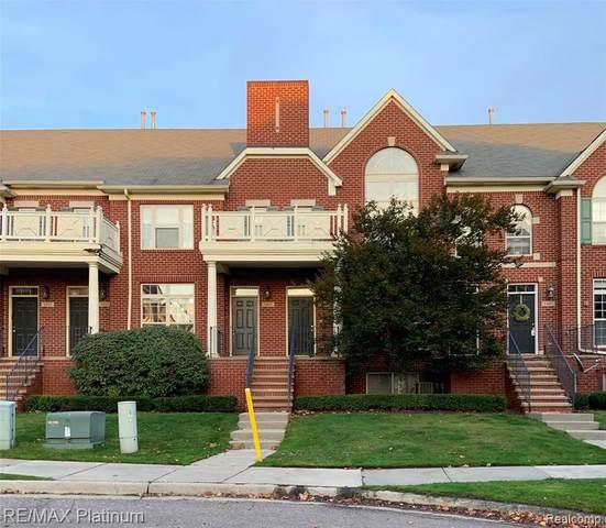 1425 Ashford Court, Troy, MI 48084 (#2200088331) :: The Alex Nugent Team | Real Estate One