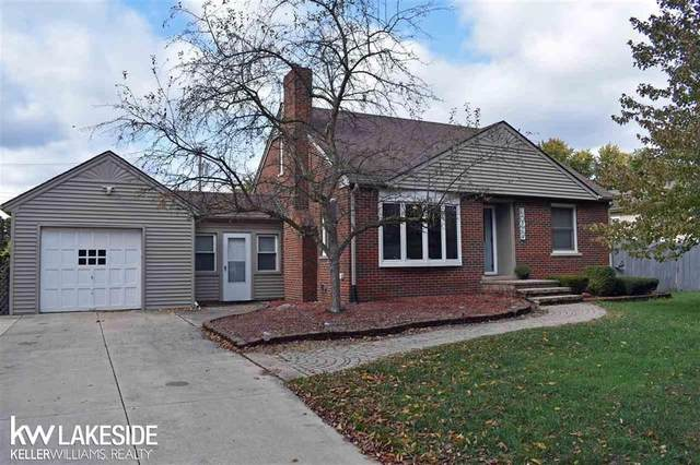 47095 Greenview Rd, Shelby Twp, MI 48317 (#58050027388) :: The Alex Nugent Team | Real Estate One