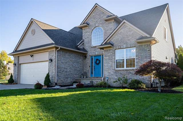 171 Rockwood Court, Scio Twp, MI 48103 (#2200088409) :: The Alex Nugent Team | Real Estate One