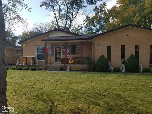 25495 Pine View, Warren, MI 48091 (#58050027397) :: The Alex Nugent Team | Real Estate One