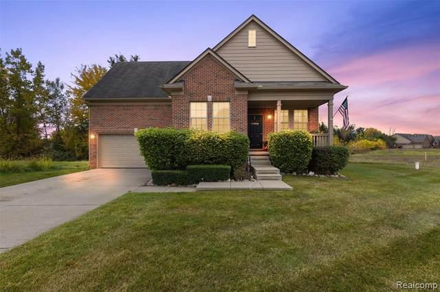 12232 Twin Brook Drive, Bruce Twp, MI 48065 (#2200088477) :: The Alex Nugent Team | Real Estate One