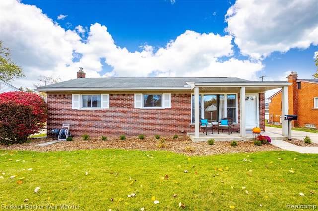 31027 Roycroft Street, Livonia, MI 48154 (#2200088575) :: BestMichiganHouses.com