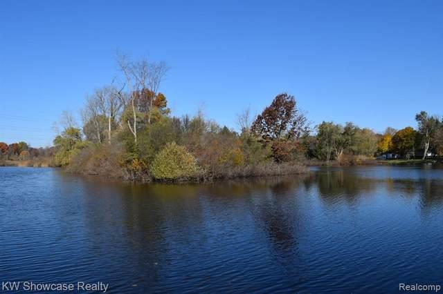 VACANT Bogie Lake Road, White Lake Twp, MI 48383 (#2200088665) :: The Merrie Johnson Team