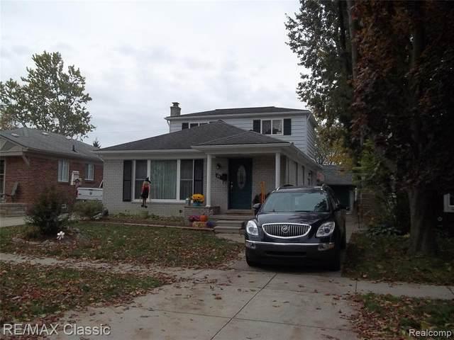 81 W Elmwood Avenue, Clawson, MI 48017 (#2200088678) :: RE/MAX Nexus