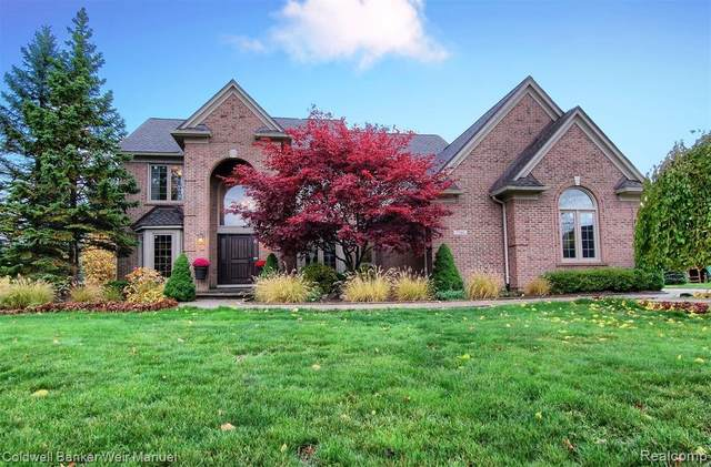 7761 Rutherford Court, Canton Twp, MI 48187 (#2200088694) :: BestMichiganHouses.com