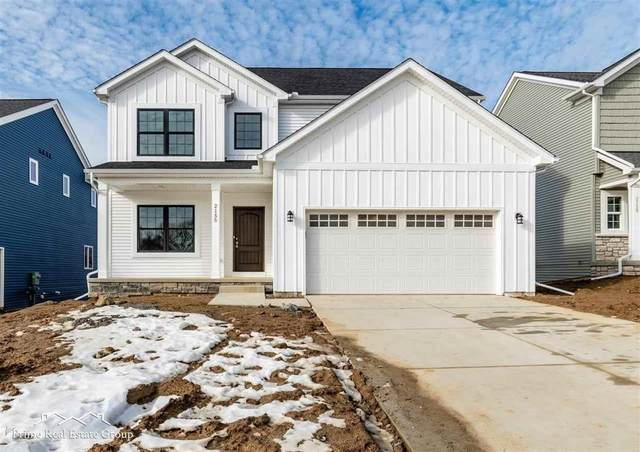 2161 Rolling Hills, Holly Twp, MI 48442 (MLS #5050027490) :: The John Wentworth Group