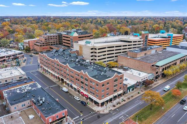 220 M.A.C. Avenue #409, East Lansing, MI 48823 (MLS #630000250951) :: The John Wentworth Group