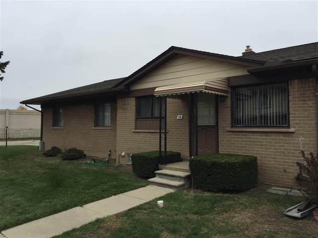8401 18 MILE RD #56, Sterling Heights, MI 48313 (#58050027538) :: Novak & Associates