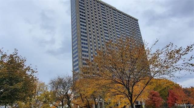 1300 E Lafayette Street, Detroit, MI 48207 (#2200088940) :: Keller Williams West Bloomfield
