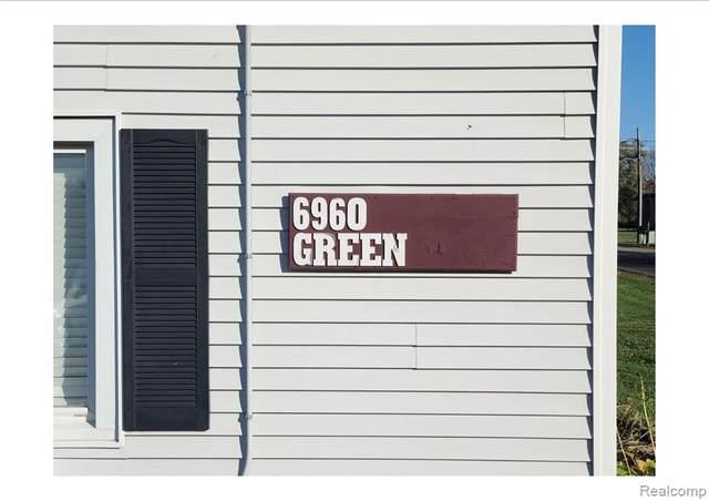 6960 Green, Raisin Twp, MI 49286 (#2200088995) :: The Mulvihill Group