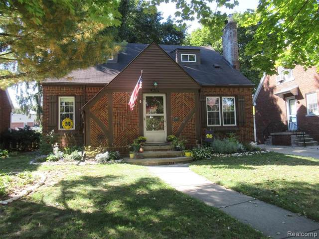 22133 Gregory Street, Dearborn, MI 48124 (MLS #2200089023) :: The John Wentworth Group