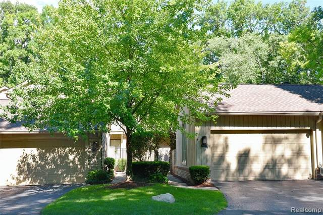1163 Timberview Trail, Bloomfield Twp, MI 48304 (#2200089241) :: Alan Brown Group