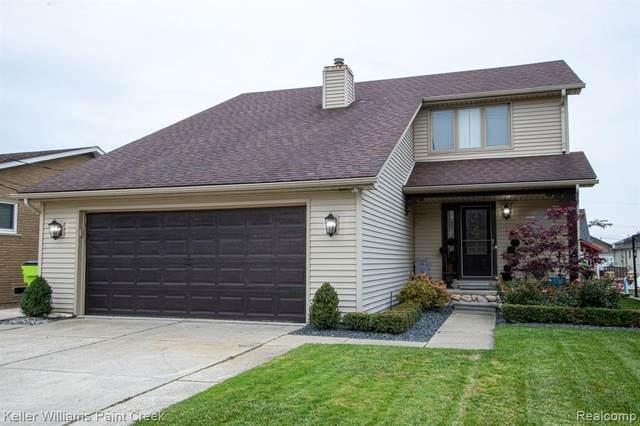 46350 Jefferson Avenue, Chesterfield Twp, MI 48047 (#2200089253) :: Keller Williams West Bloomfield