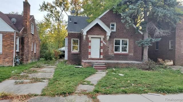9251 Grayton Street, Detroit, MI 48224 (#2200089273) :: The BK Agency