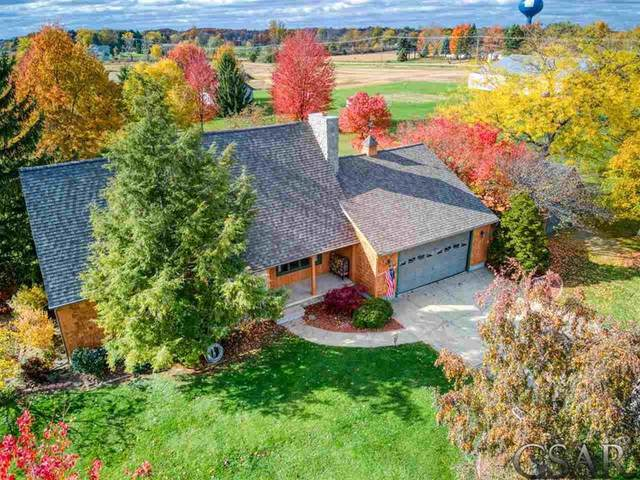 2100 S State Rd., Caledonia Twp, MI 48817 (MLS #60050027656) :: The John Wentworth Group